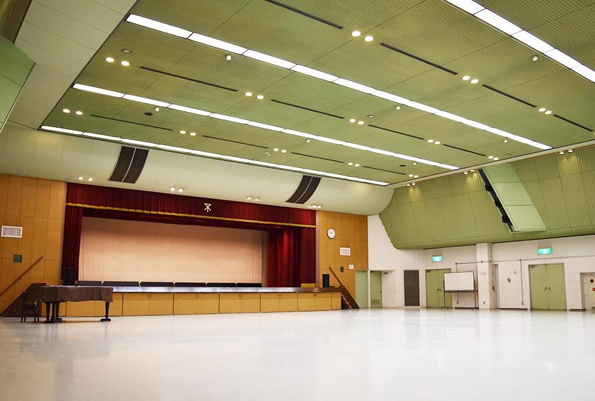 淀川区民センター : ホール : Image Gallery01