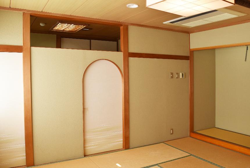 淀川区民センター : 和室 : Image Gallery02